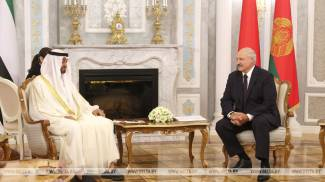 Belarus interested in further development of friendly relations with UAE
