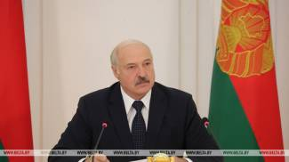 Lukashenko: People should benefit from economic growth