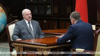 Belarus president outlines new stance on state support for troubled enterprises