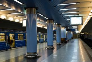Minsk metro's second line to start using new Stadler trains in Q1 2020